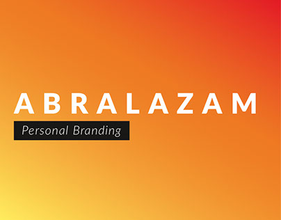 Abralazam - Personal Branding