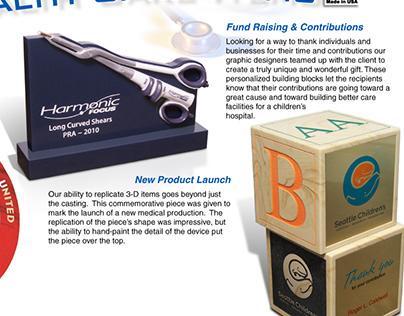 Print/ PDF Sales Tools for StoneyCreek