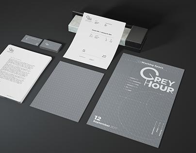 Grey Hour | Branding