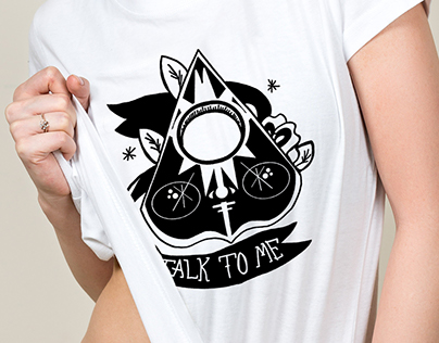 Talk to Me Tees