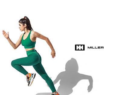 Miller Coach - identidade visual