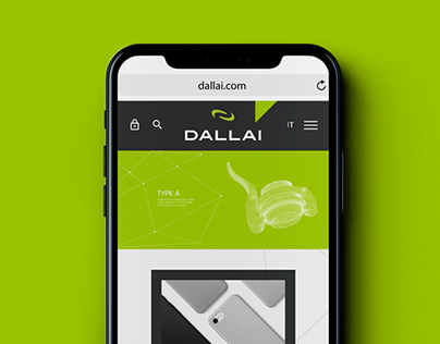 Dallai Company Website