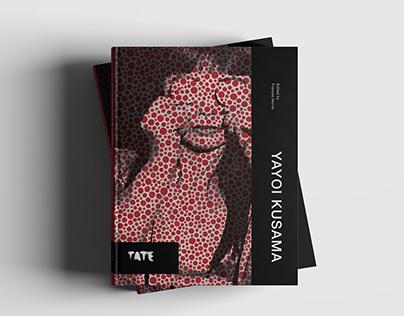 Yayoi Kusama - Book Redesign