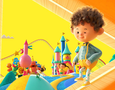 Olleh KidsLand channel branding