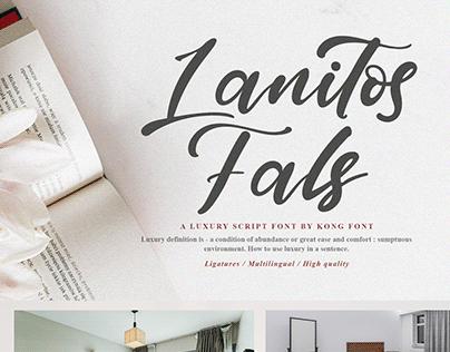 Lanitos Falls
