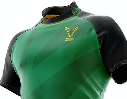Bracknell Rugby Club Rebrand