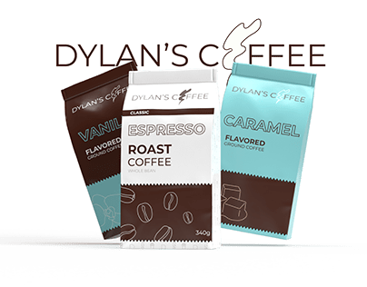 Dylan's Coffee — Logo&Identity