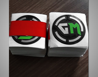 Gaya Motorsport Sticker   Simon Designs
