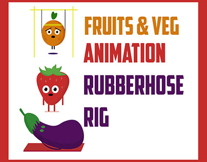 fruits and Veg. animation