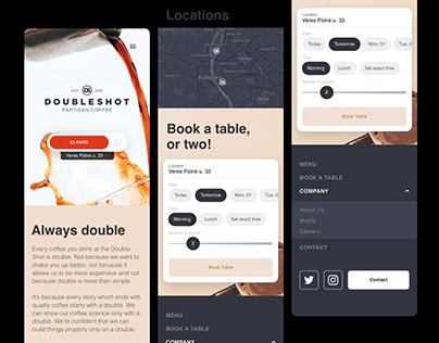 Doubleshot redesign