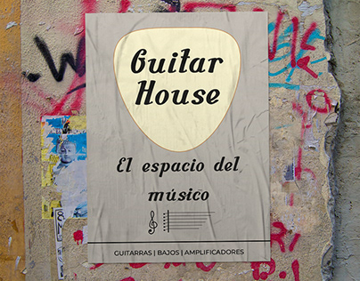 Guitar House - Proyecto Final