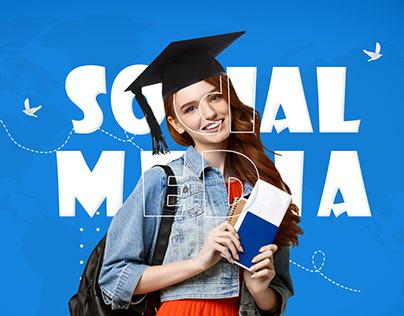 EasyUni | Social Media Designs
