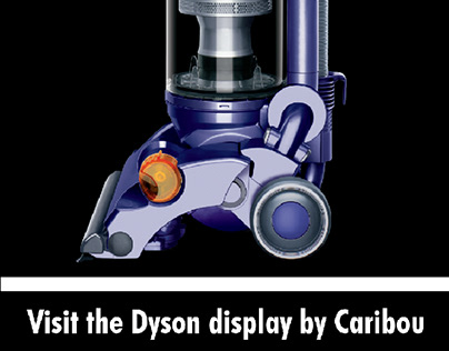 Dyson Poster, Flyer & Entry for Best Buy