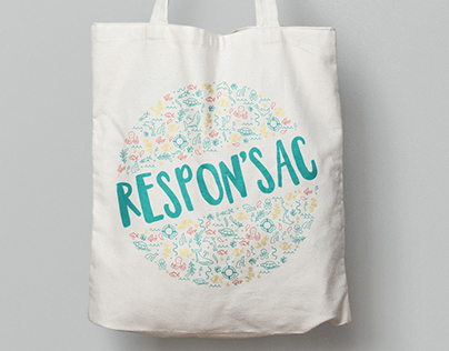 Responsible Tote bag