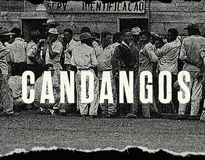 CANDANGOS Main Title Design