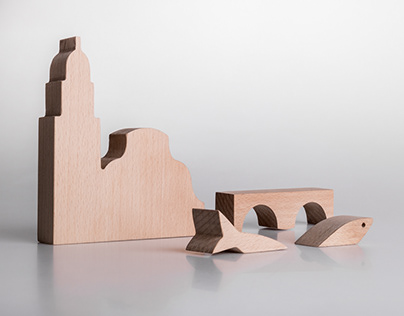 Murcia wooden icons collection