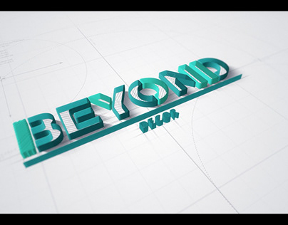 Beyond Decor Logo Reveal