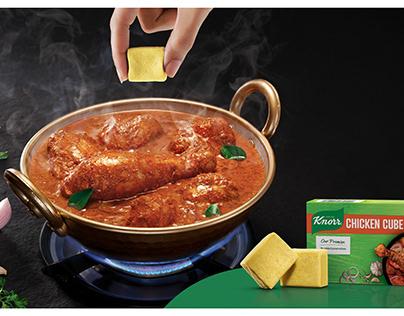 Knorr Chicken Cubes
