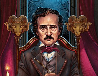 Edgar Allan Poe Tarot from Llewellyn