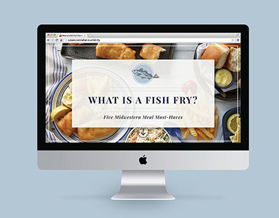 What is a Fish Fry? Website