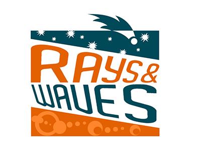Rays & Waves logo 2