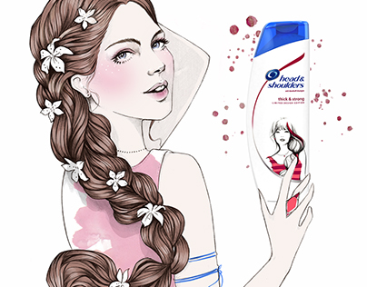 Head & Shoulders Ad Campaign