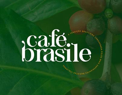 Branding Café Brasile