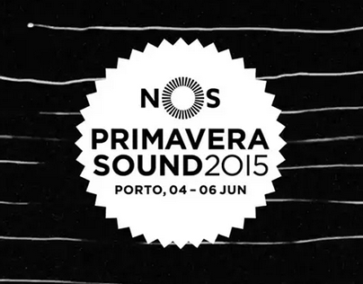Line-Up NOS Primavera Sound 2015