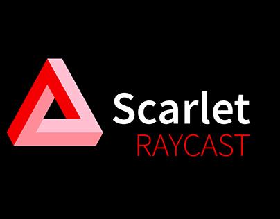 Logo Scarlet Raycast