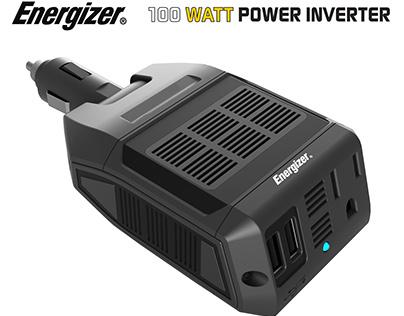 Energizer 100W Power Inverter