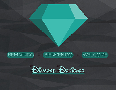Abertura Site - Diamond Designer