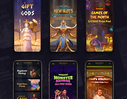 Casino Banners. Part3