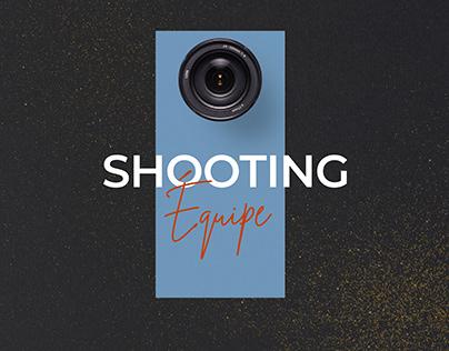 Shooting équipe