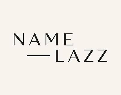 Namelazz — redesign concept