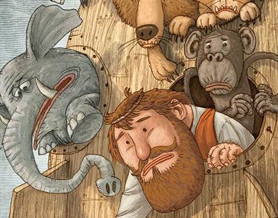 Promo Art II - illustrations for children's books