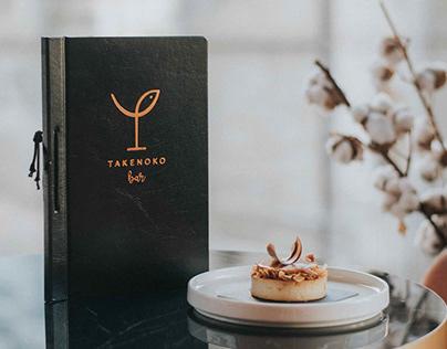 Takenoko Bar — Visual identity