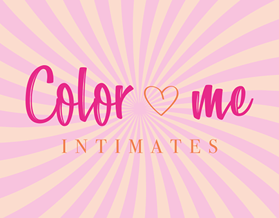Color Me Intimates - Branding