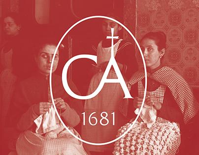 Identidade Corporativa | Convento dos Cardaes {2017}