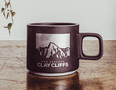 Logo Design - Clay Cliffs - New Zealand