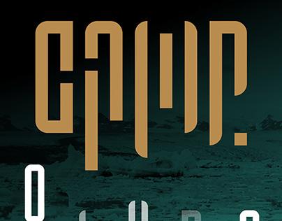 Camp Typography
