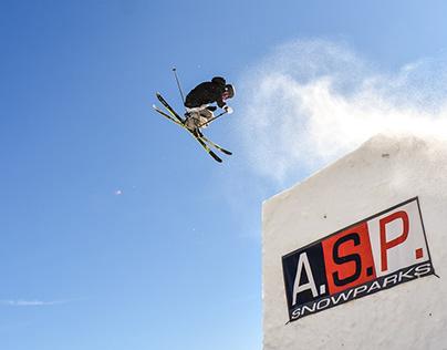 Photography   Henrik Harlaut @ ASP Snowparks, Andorra