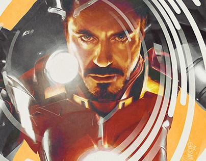 The 6 Avengers: Iron Man