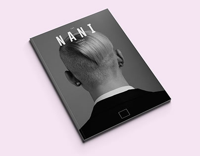 NANI // the fashion issue 2