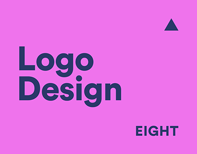 Logo Design EIGHT