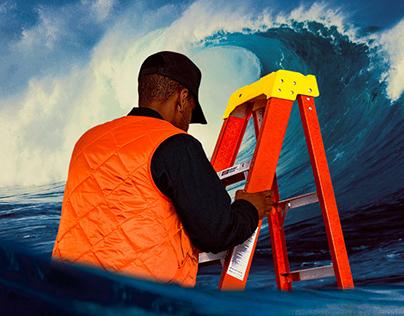 Waves Don't Die