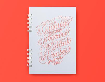 Notebook - Motivación