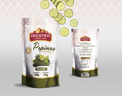Pepino Pouch Incotril