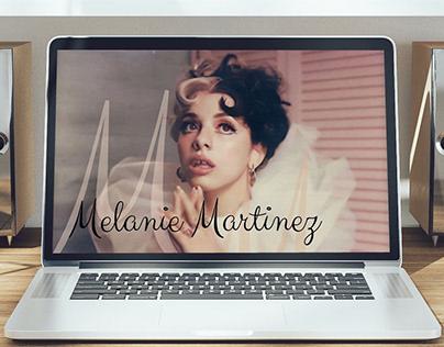 Melanie Martinez presentation