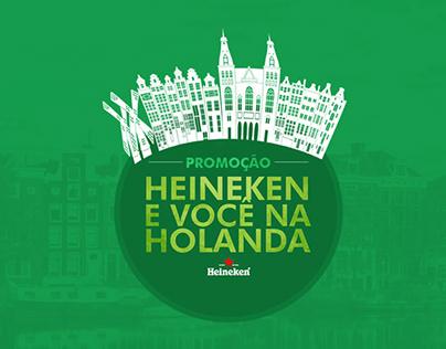 """""""Heineken e você na Holanda"""" • Trabalho acadêmico"""