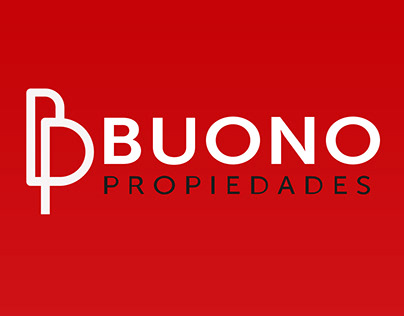 Buono Propiedades | Logotipo